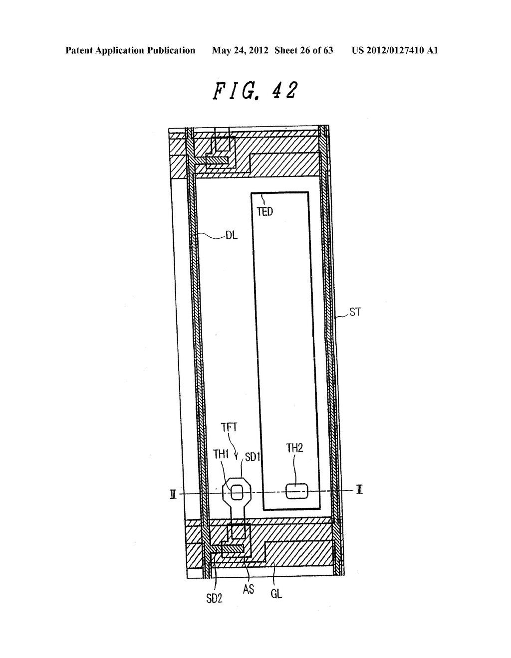LIQUID CRYSTAL DISPLAY DEVICE, DISPLAY DEVICE AND MANUFACTURING METHOD     THEREOF - diagram, schematic, and image 27