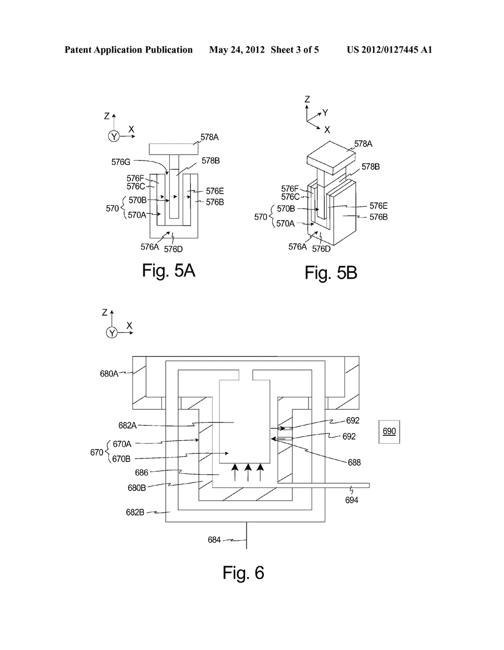 ISOLATION SYSTEM FOR AN OPTICAL ELEMENT OF AN EXPOSURE APPARATUS - diagram, schematic, and image 04