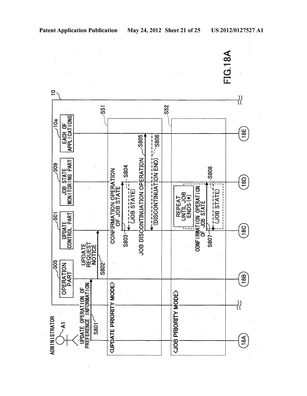 Image Forming Apparatus, Information Setting System, And Information     Setting Method - diagram, schematic, and image 22