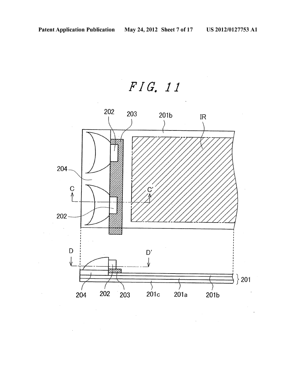 Display Device and Planar Light Source Device - diagram, schematic, and image 08