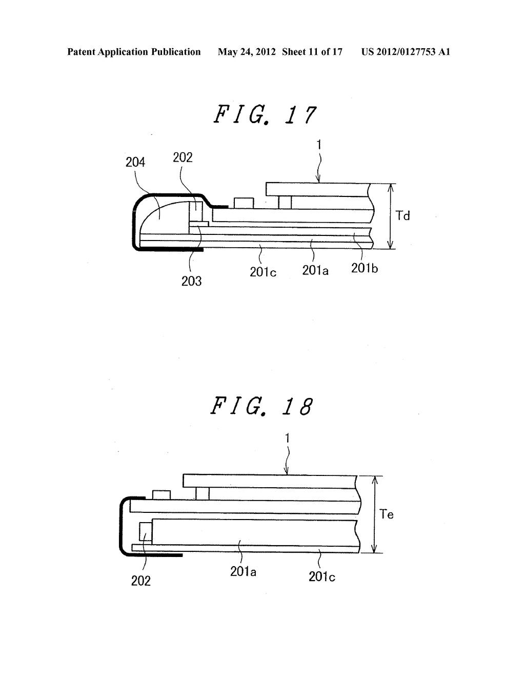 Display Device and Planar Light Source Device - diagram, schematic, and image 12