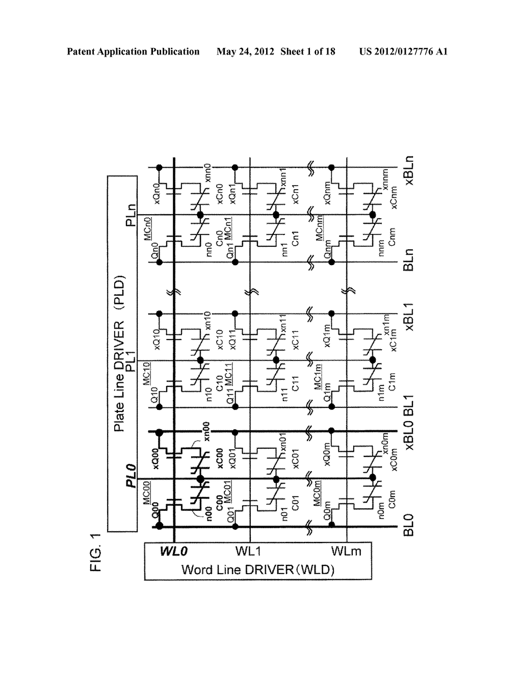 FERROELECTRIC MEMORY DEVICE - diagram, schematic, and image 02