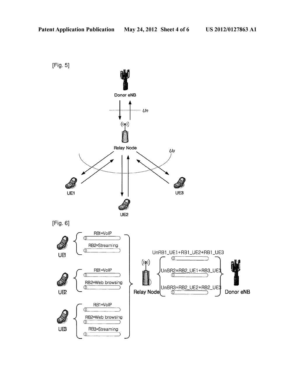 METHOD OF CONTROLLING DATA FLOW IN WIRELESS COMMUNICATION SYSTEM - diagram, schematic, and image 05