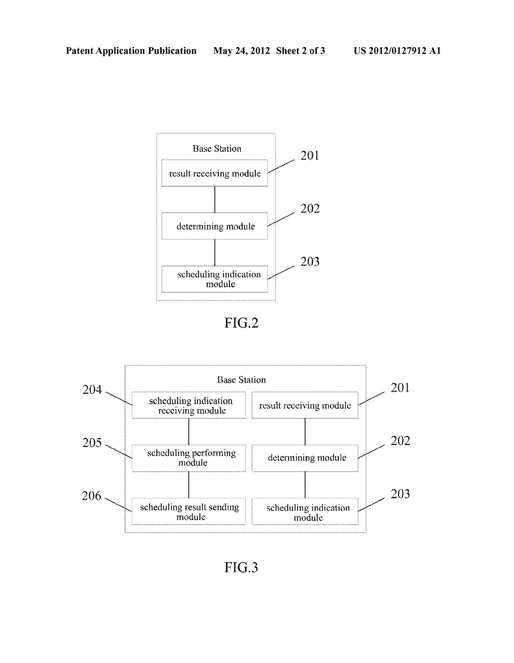 Method, Apparatus, and System for Cooperative Scheduling Among Multiple     Cells - diagram, schematic, and image 03