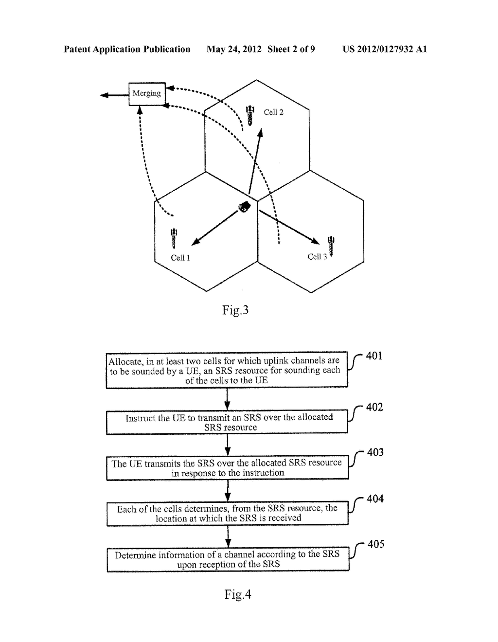 METHOD AND DEVICE FOR TRANSMITTING SOUNDING REFERENCE SIGNAL - diagram, schematic, and image 03