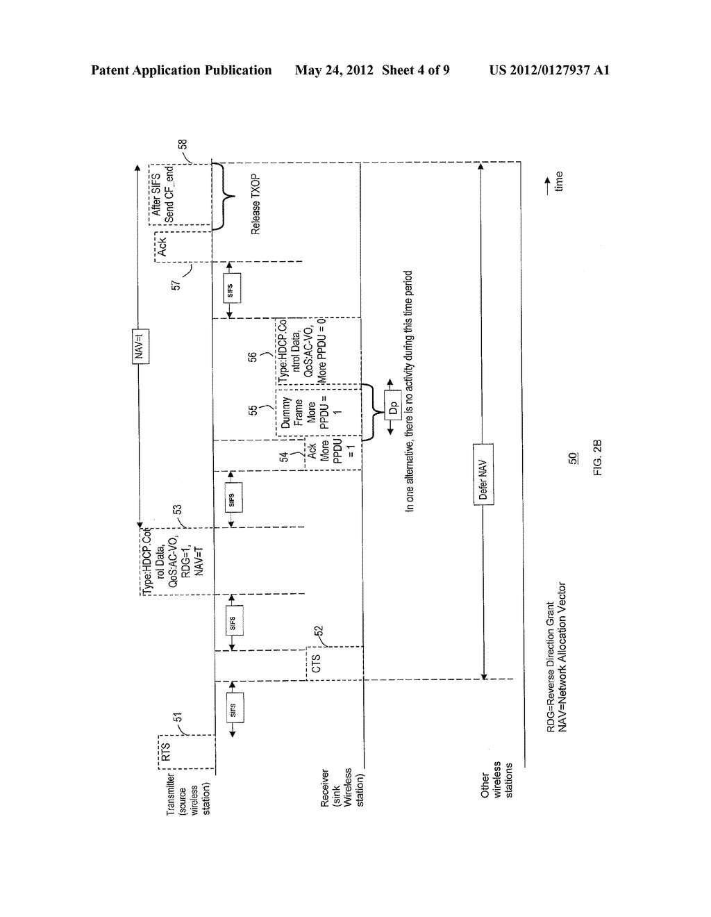 METHOD AND SYSTEM FOR MINIMIZING LATENCIES FOR CONTENT PROTECTION IN     AUDIO/VIDEO NETWORKS - diagram, schematic, and image 05