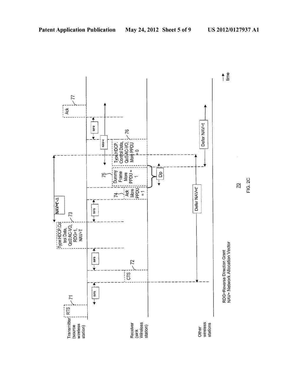 METHOD AND SYSTEM FOR MINIMIZING LATENCIES FOR CONTENT PROTECTION IN     AUDIO/VIDEO NETWORKS - diagram, schematic, and image 06