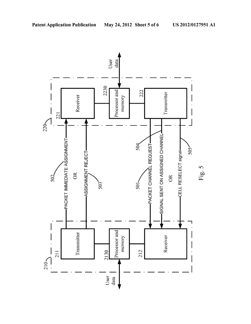 METHOD AND APPARATUS FOR ASSIGNING WIRELESS NETWORK PACKET RESOURCES TO     WIRELESS TERMINALS - diagram, schematic, and image 06