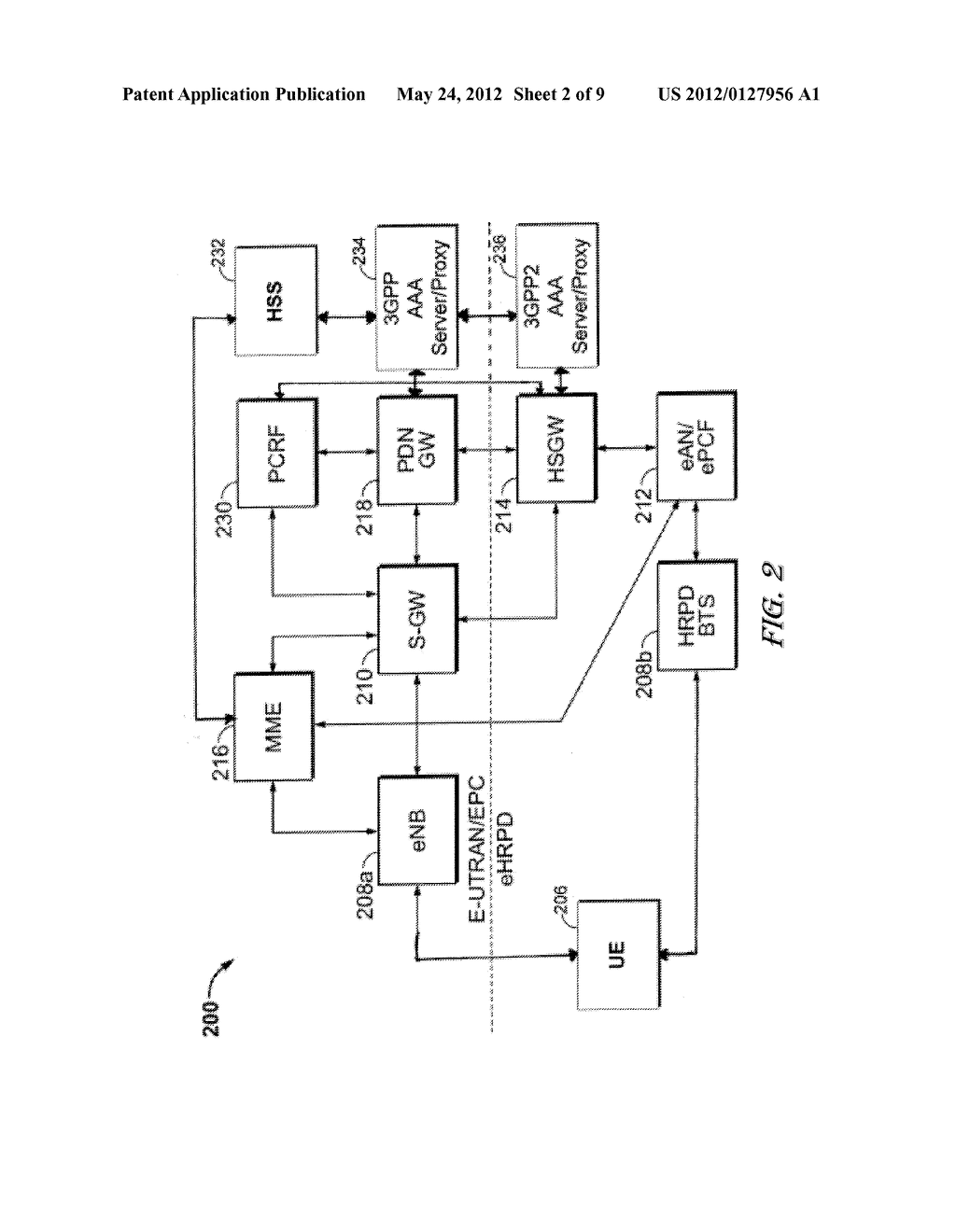 APPARATUS AND METHOD FOR ENHANCED NON OPTIMIZED HANDOVER - diagram, schematic, and image 03