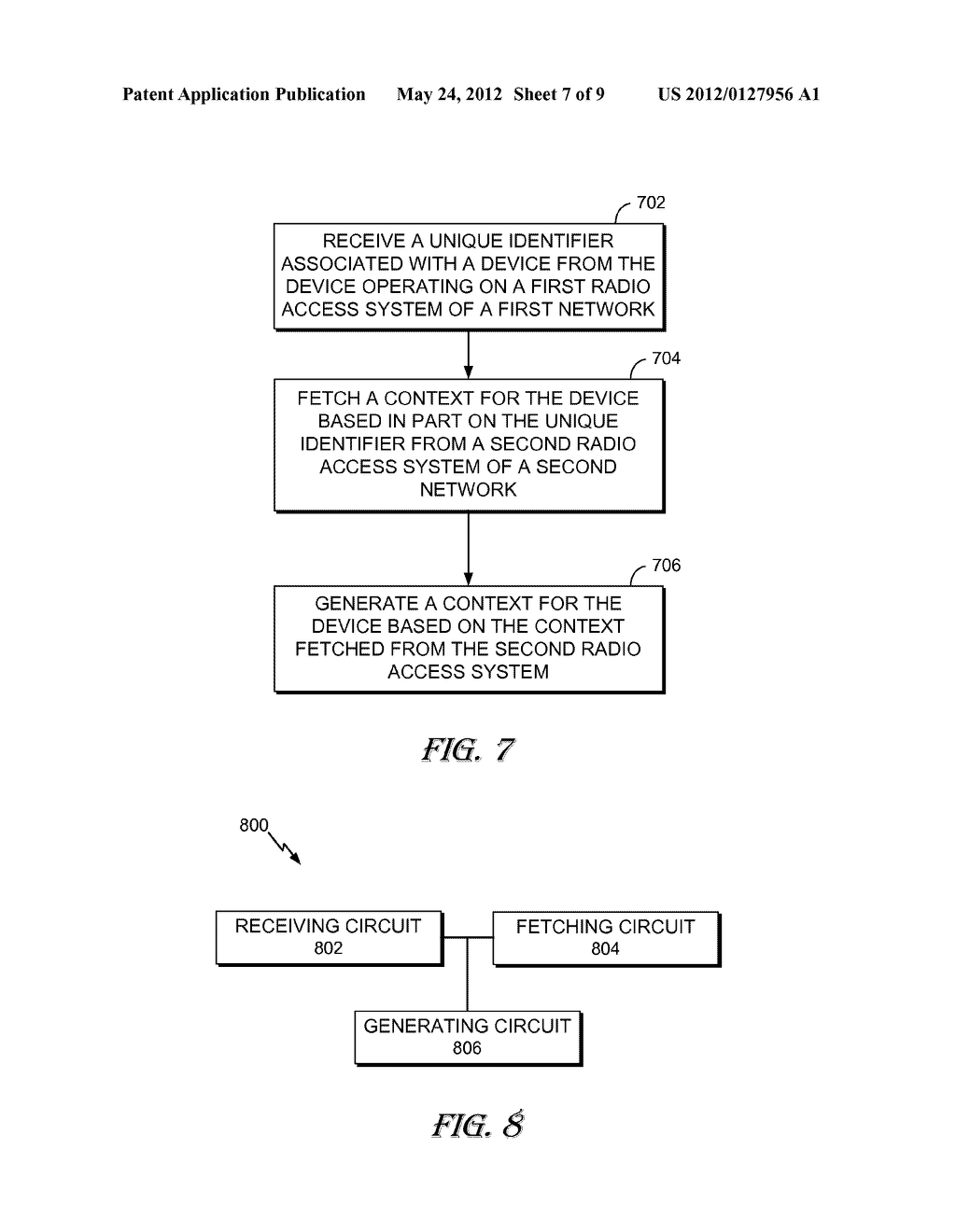APPARATUS AND METHOD FOR ENHANCED NON OPTIMIZED HANDOVER - diagram, schematic, and image 08