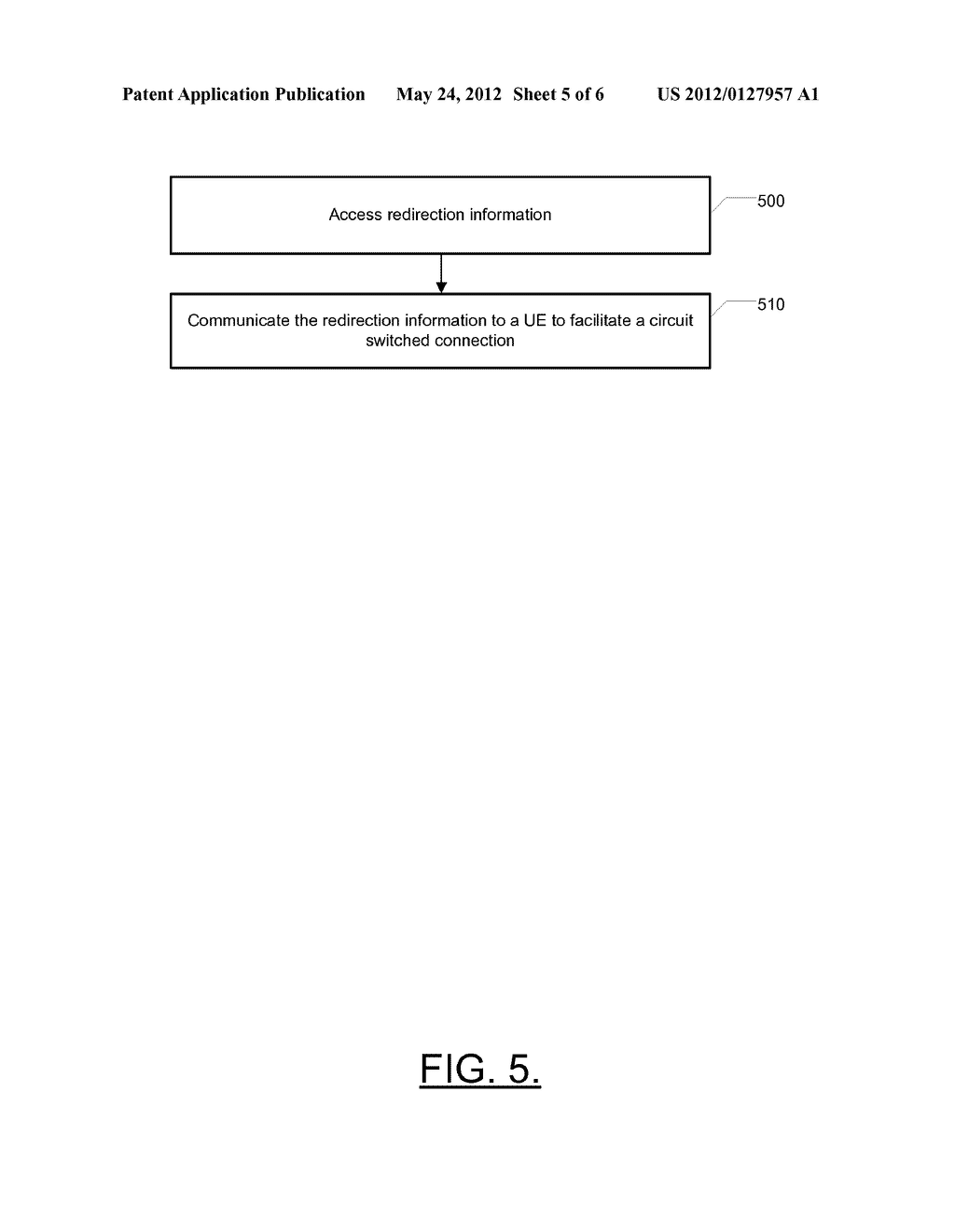 Systems, Methods, and Apparatuses for Facilitating a Circuit Switched     Connection - diagram, schematic, and image 06