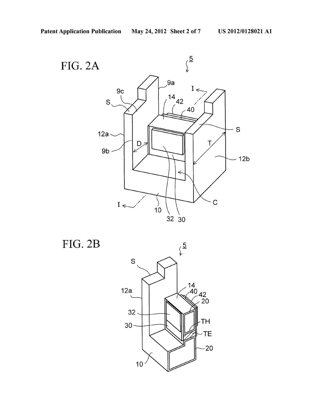 LIGHT EMITTING DEVICE AND PACKAGE COMPONENT - diagram, schematic, and image 03