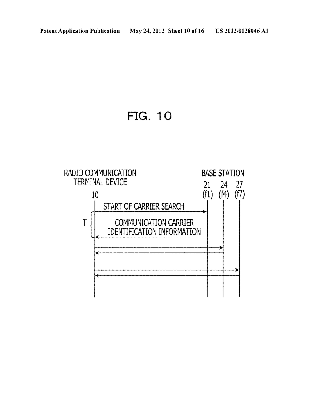 RADIO COMMUNICATION TERMINAL DEVICE AND RADIO COMMUNICATION METHOD - diagram, schematic, and image 11