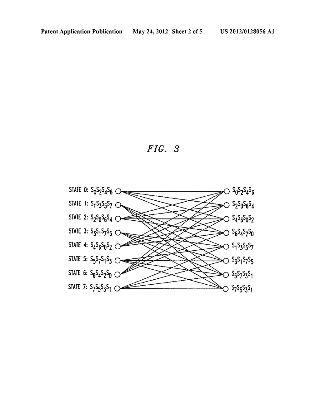 METHOD AND APPARATUS FOR JOINT EQUALIZATION AND DECODING OF     MULTIDIMENSIONAL CODES TRANSMITTED OVER MULTIPLE SYMBOL DURATIONS - diagram, schematic, and image 03