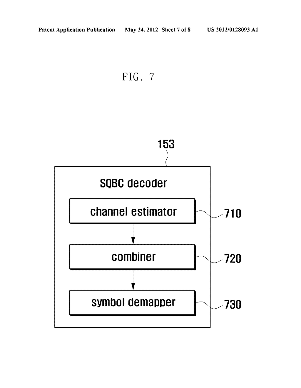 APPARATUS AND METHOD FOR TRANSMITTING/RECEIVING DATA IN MOBILE     COMMUNICATION SYSTEM - diagram, schematic, and image 08