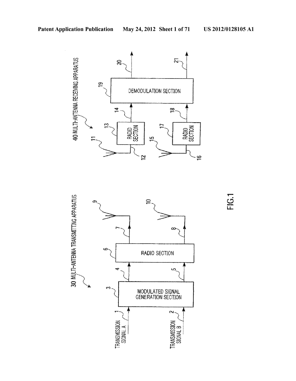 MULTIANTENNA RECEIVING DEVICE - diagram, schematic, and image 02
