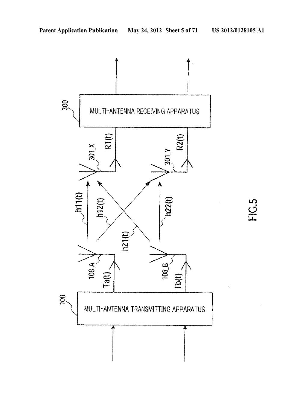 MULTIANTENNA RECEIVING DEVICE - diagram, schematic, and image 06