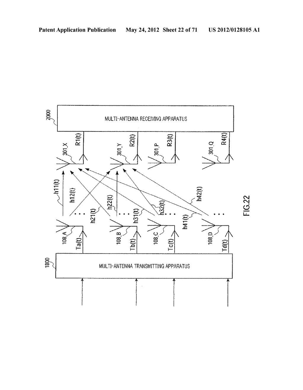 MULTIANTENNA RECEIVING DEVICE - diagram, schematic, and image 23
