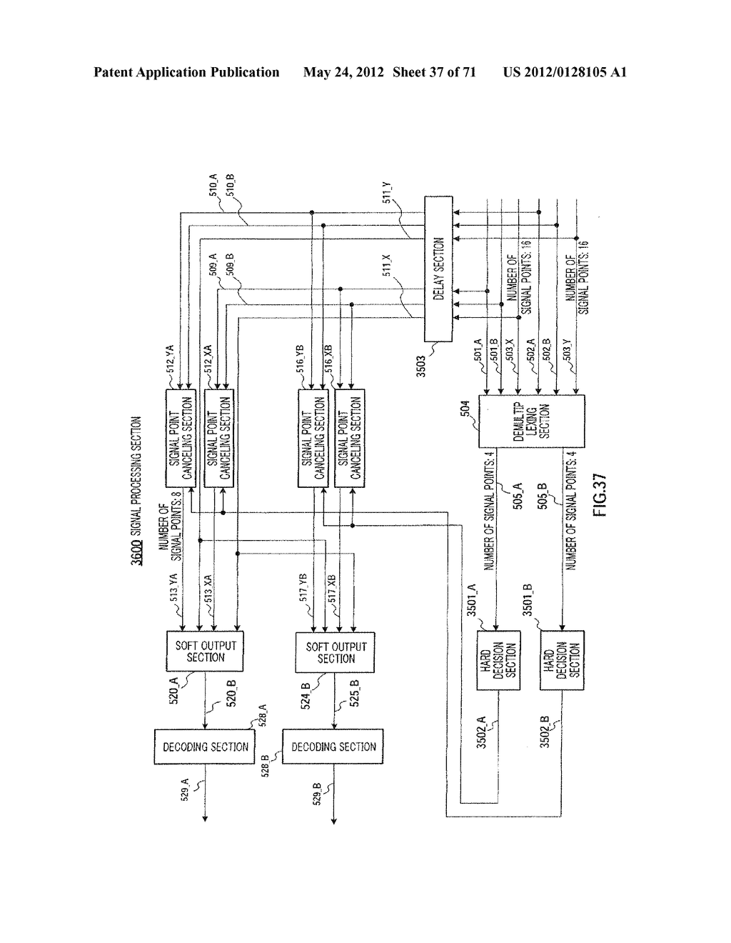 MULTIANTENNA RECEIVING DEVICE - diagram, schematic, and image 38