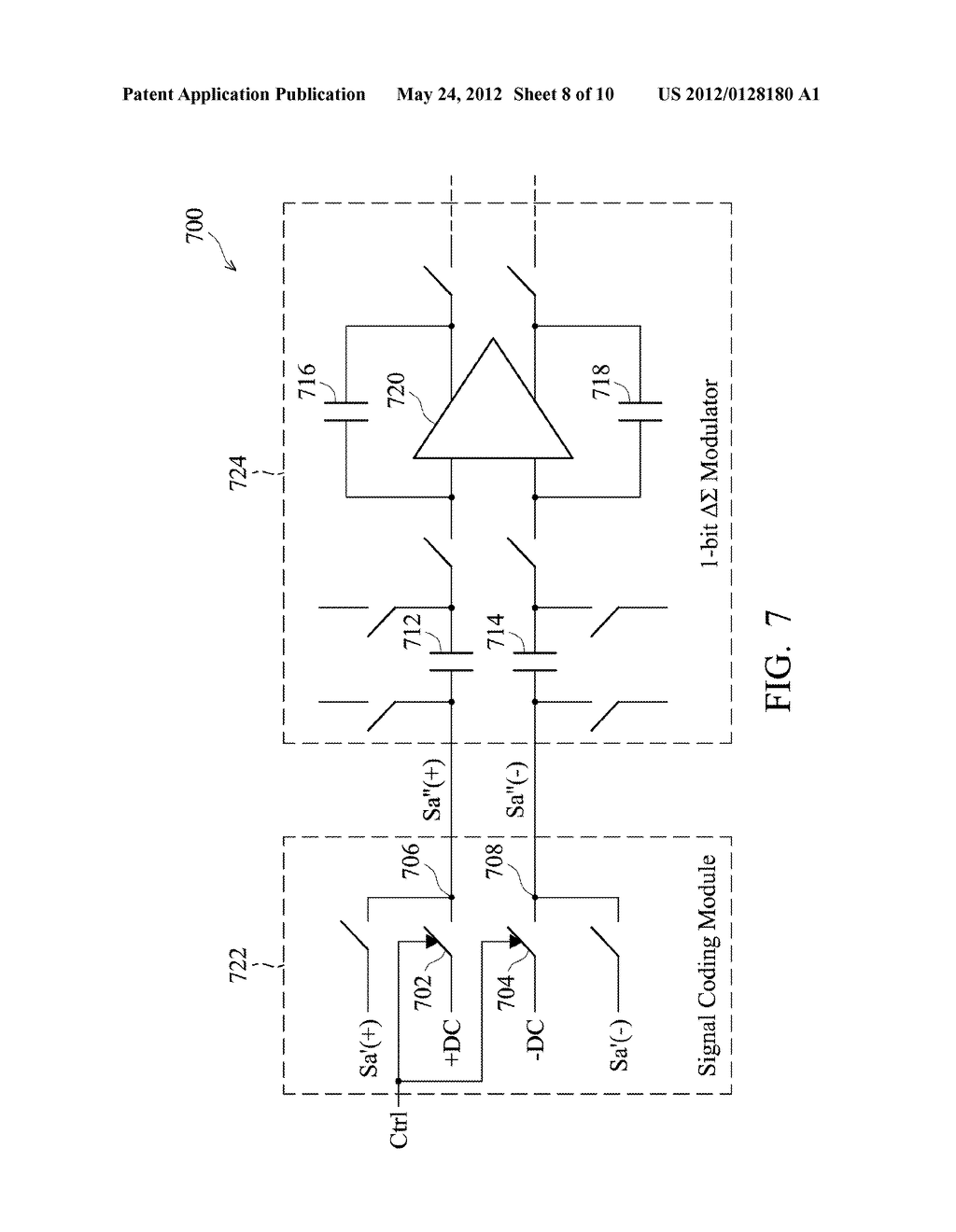 Analog-to-Digital Converter and Analog-to-Digital Conversion Method - diagram, schematic, and image 09