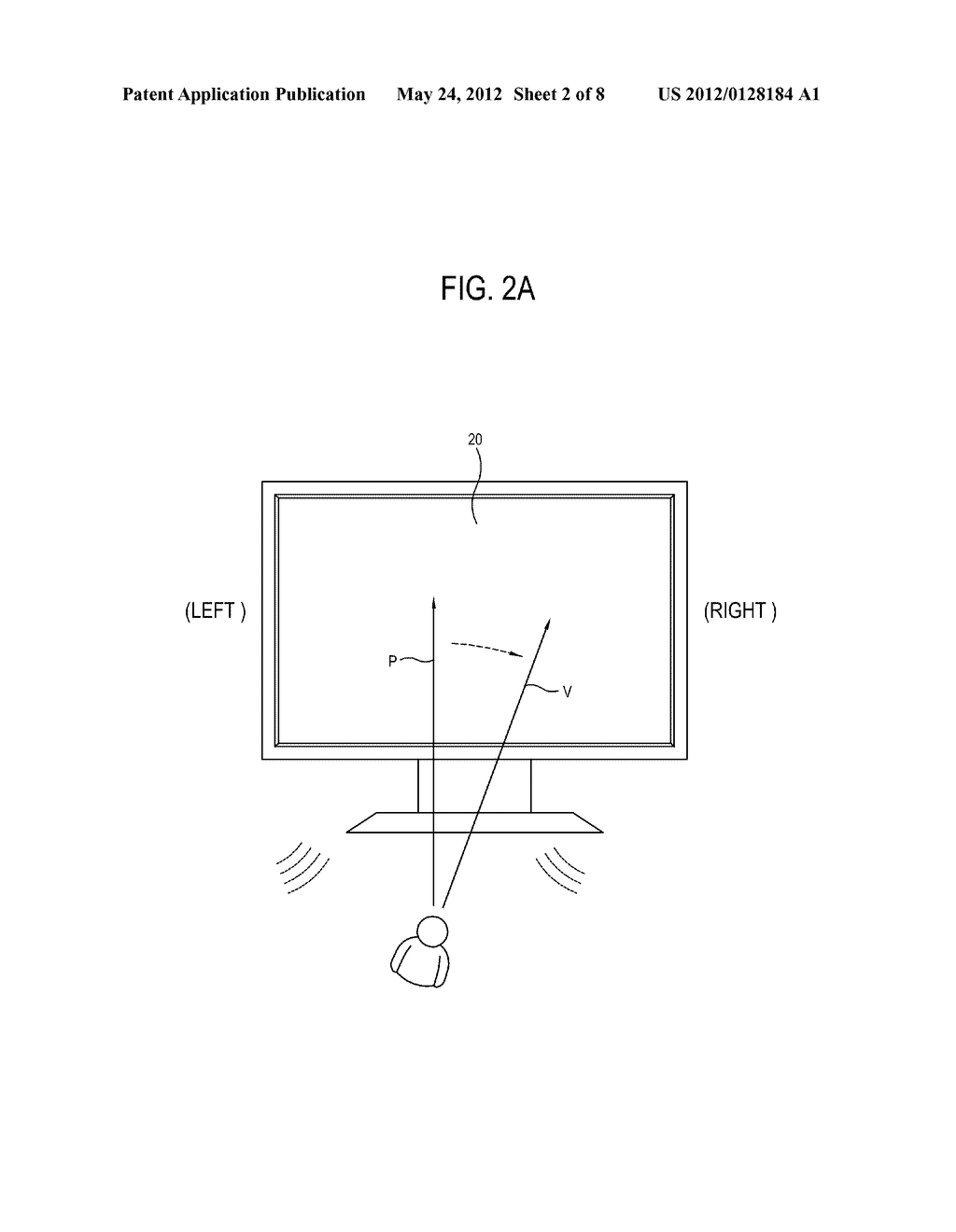 DISPLAY APPARATUS AND SOUND CONTROL METHOD OF THE DISPLAY APPARATUS - diagram, schematic, and image 03