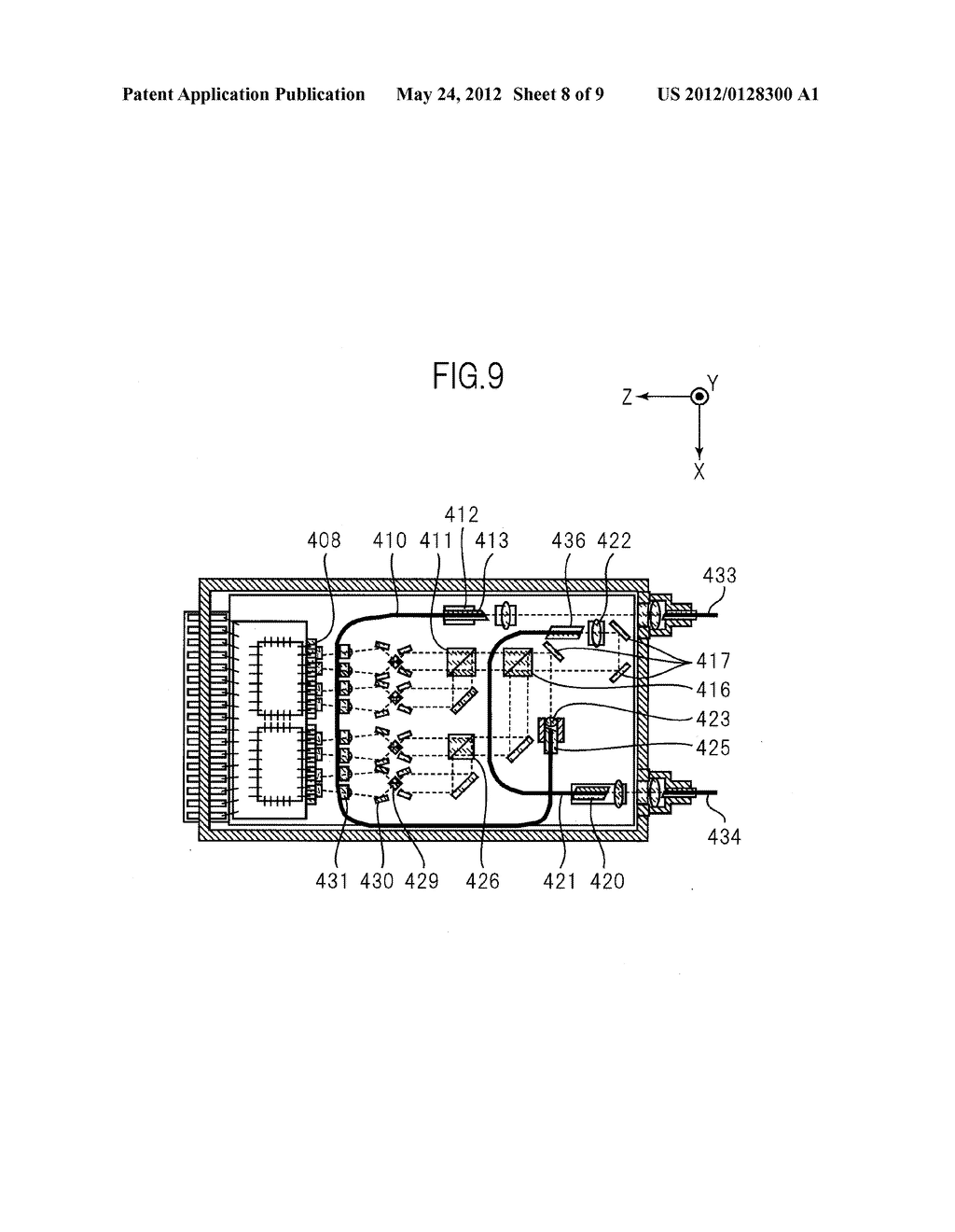 OPTICAL MODULE - diagram, schematic, and image 09