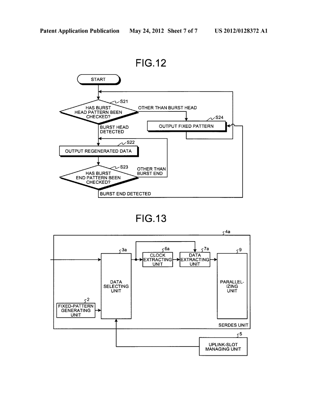 OPTICAL LINE TERMINATION, PON SYSTEM, AND DATA RECEPTION PROCESSING METHOD - diagram, schematic, and image 08