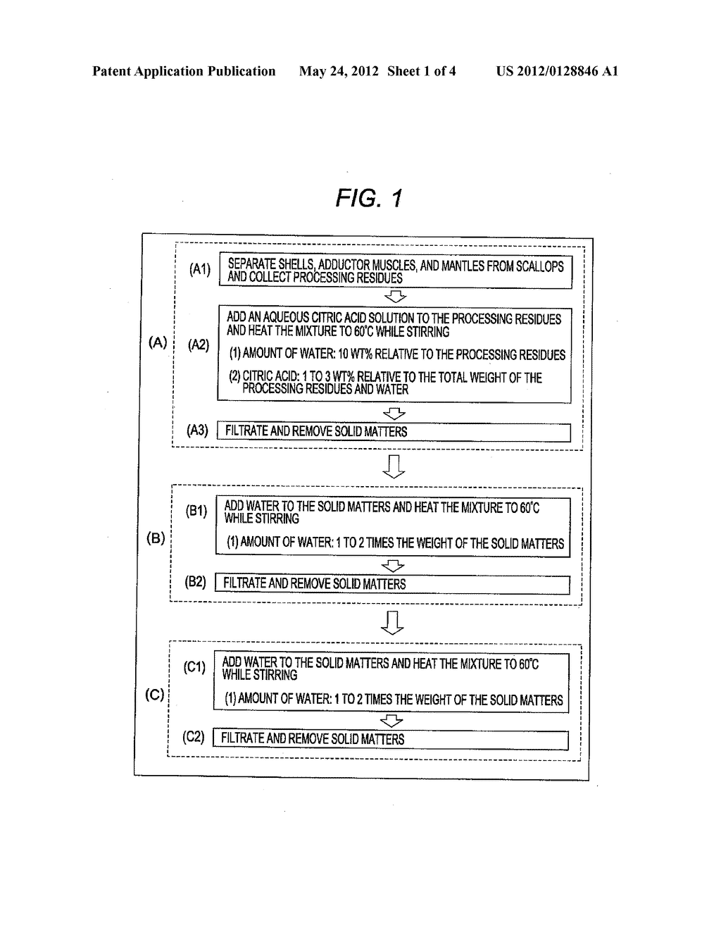 METHOD FOR PRODUCING ORGANIC FERTILIZER AND ORGANIC FEED - diagram, schematic, and image 02