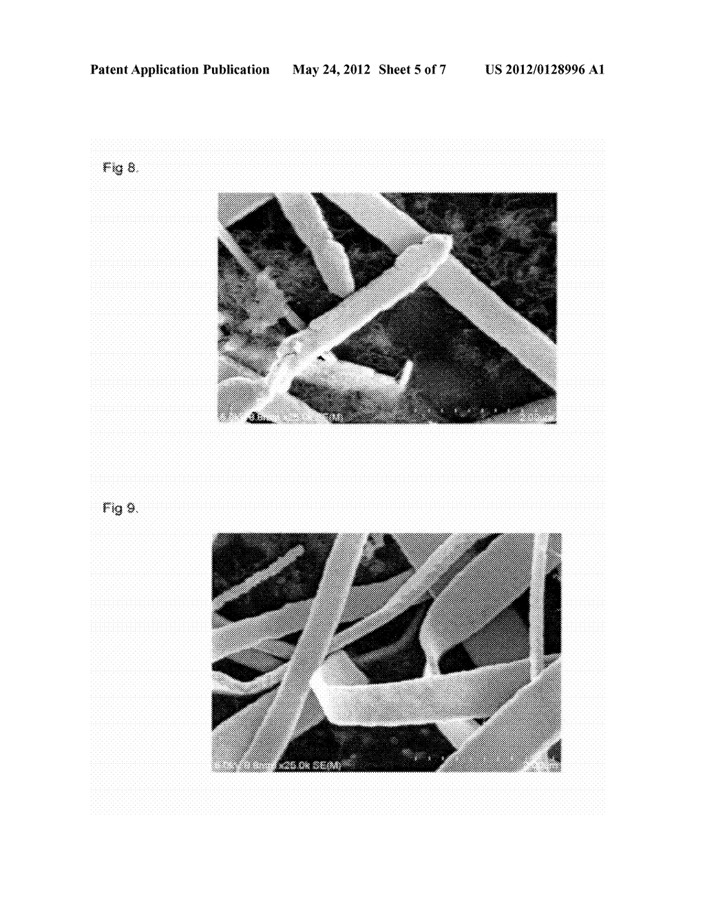 METAL NANOBELT AND METHOD OF MANUFACTURING THE SAME, AND CONDUCTIVE INK     COMPOSITION AND CONDUCTIVE FILM COMPRISING THE SAME - diagram, schematic, and image 06