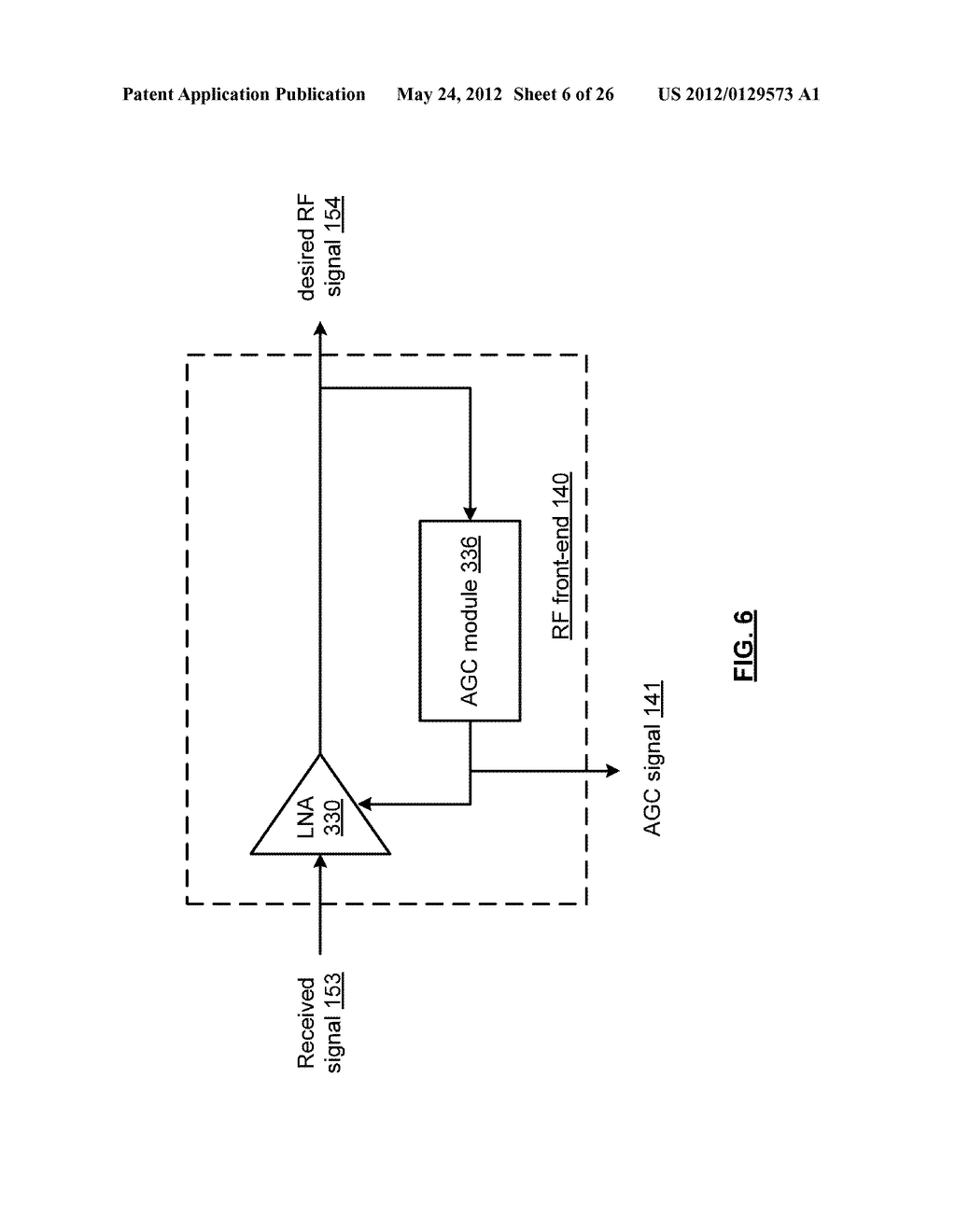 POWER CONSUMPTION MANAGEMENT IN A MIMO TRANSCEIVER AND METHOD FOR USE     THEREWITH - diagram, schematic, and image 07