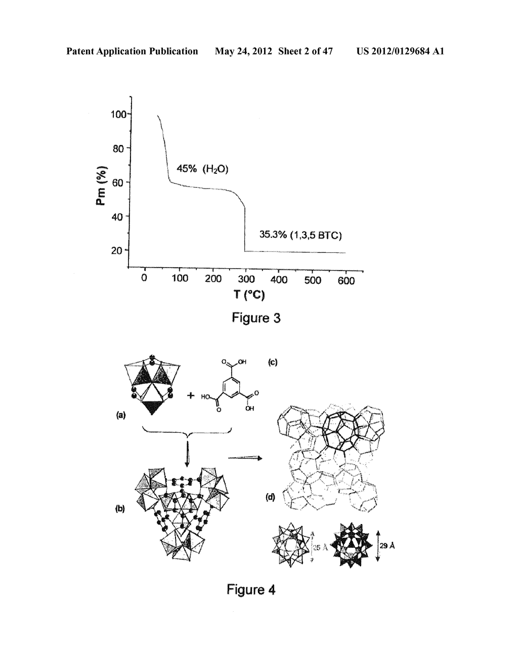 USE OF A POROUS CRYSTALLINE HYBRID SOLID AS A NITROGEN OXIDE REDUCTION     CATALYST AND DEVICES - diagram, schematic, and image 03