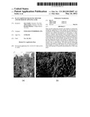 Plant Growth Enhancing Mixture and Method of Applying Same diagram and image