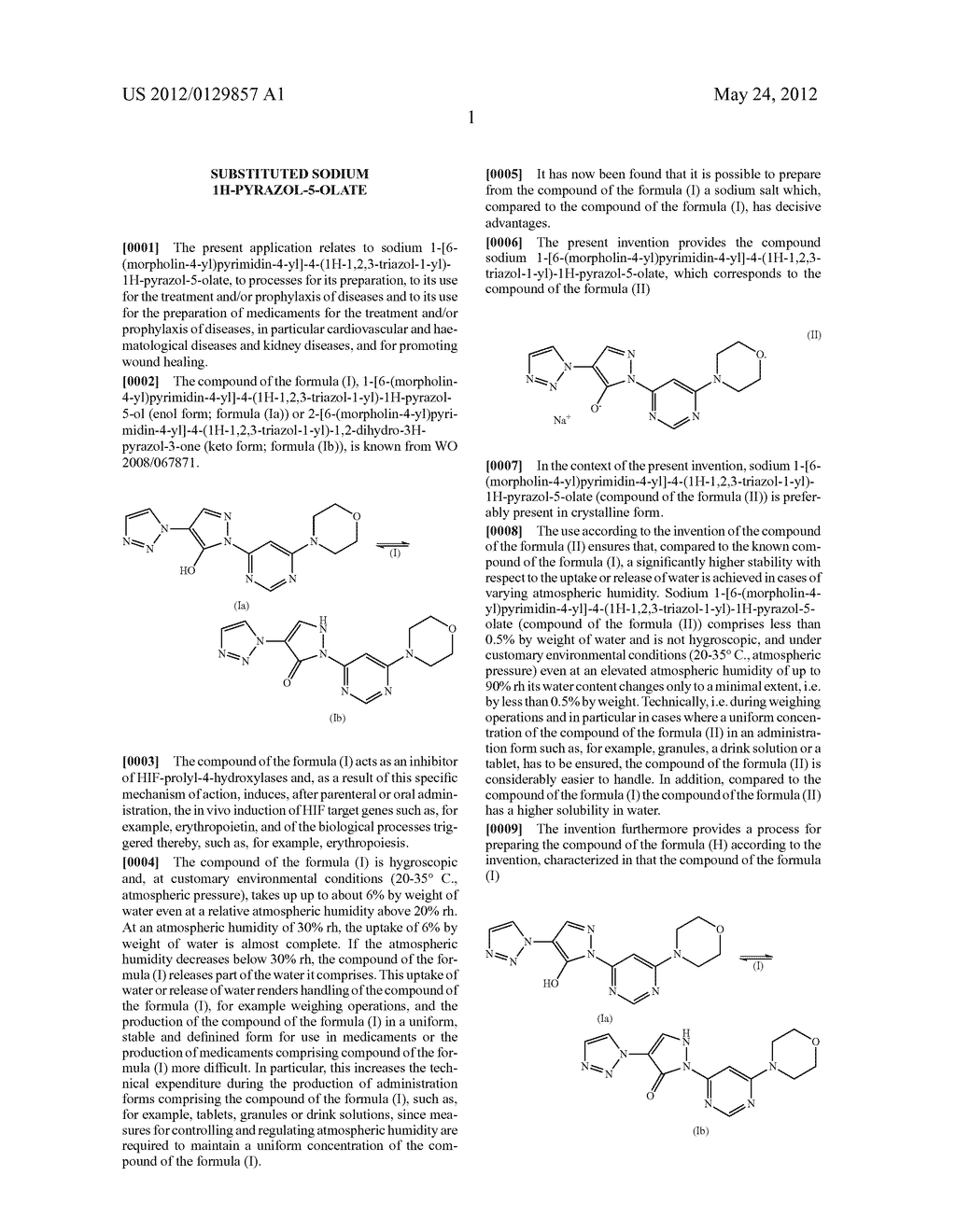 Substituted sodium 1H-pyrazol-5-olate - diagram, schematic, and image 12