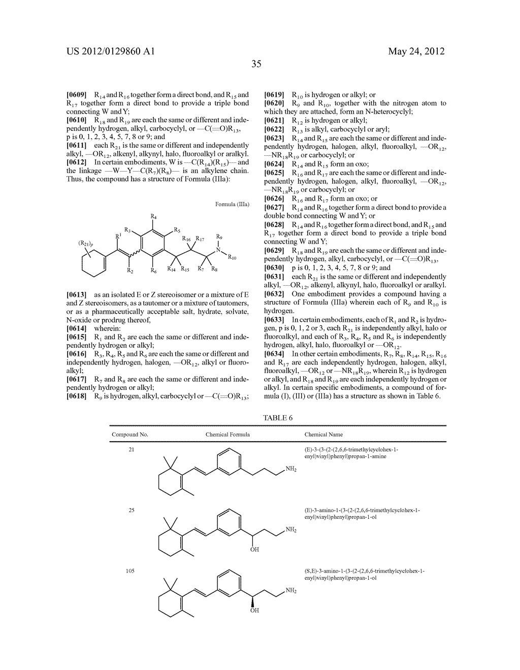 STYRENYL DERIVATIVE COMPOUNDS FOR TREATING OPHTHALMIC DISEASES AND     DISORDERS - diagram, schematic, and image 38