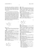 USE OF QUINAZOLINE DERIVATIVES FOR NEURODEGENERATIVE DISEASES diagram and image