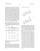 TRITERPENOID DERIVATIVES USEFUL AS ANTIPROLIFERATIVE AGENTS diagram and image