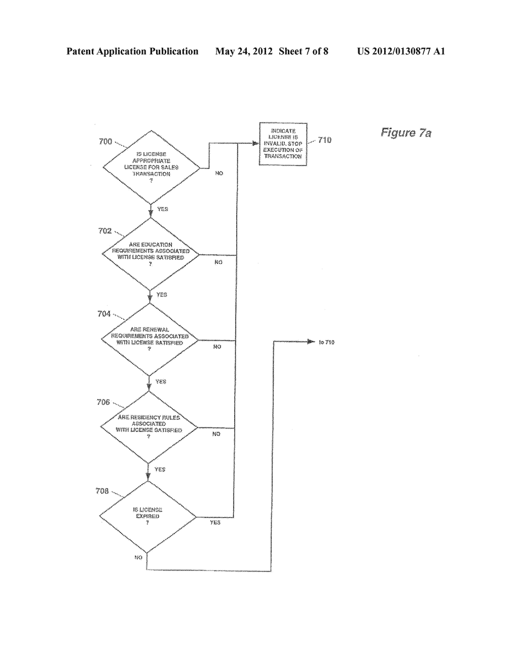 Method And Apparatus For Processing Sales Transaction Data - diagram, schematic, and image 08