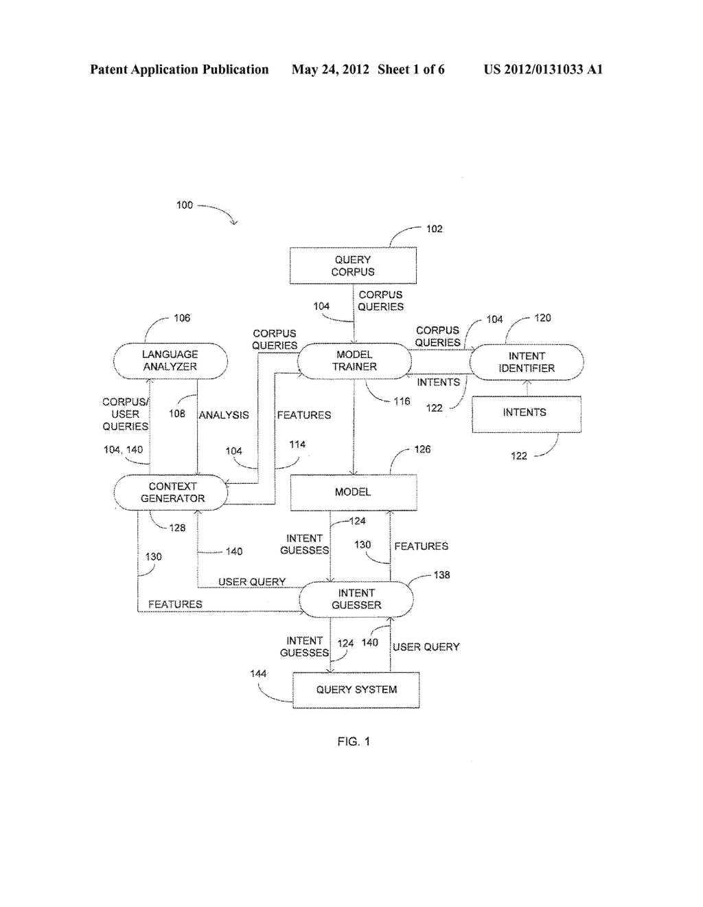 AUTOMATED SCHEME FOR IDENTIFYING USER INTENT IN REAL-TIME - diagram, schematic, and image 02