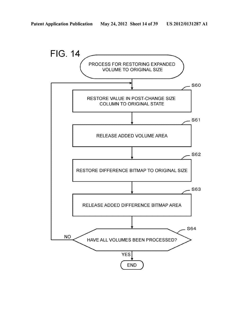 STORAGE CONTROL APPARATUS AND LOGICAL VOLUME SIZE SETTING METHOD - diagram, schematic, and image 15
