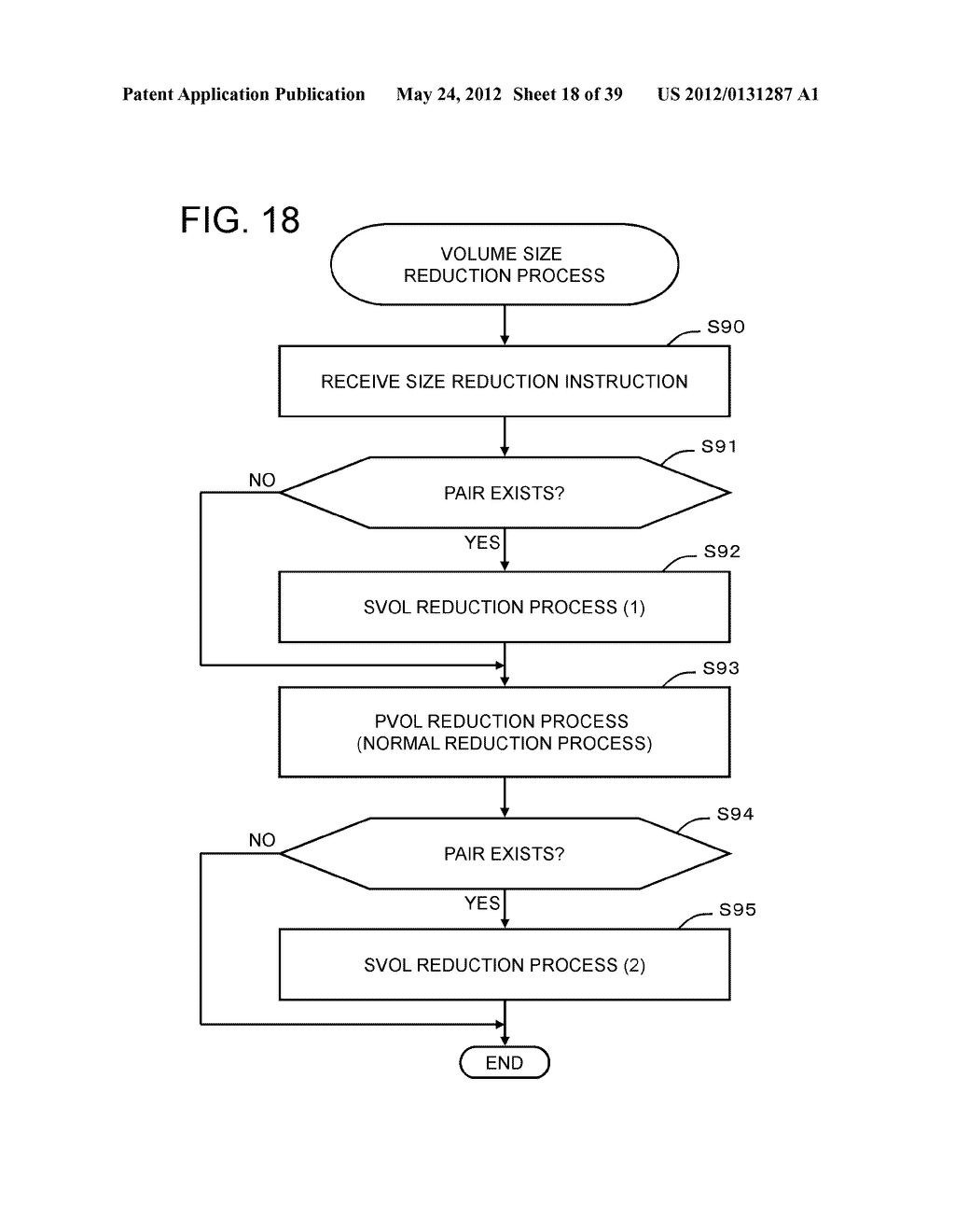 STORAGE CONTROL APPARATUS AND LOGICAL VOLUME SIZE SETTING METHOD - diagram, schematic, and image 19