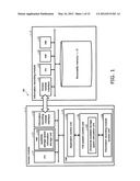 ACCESS APPARATUS AND AVAILABLE STORAGE SPACE CALCULATION METHOD diagram and image