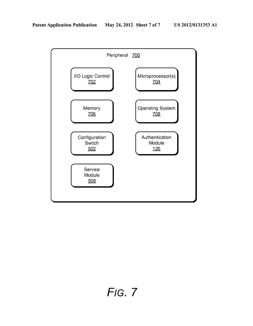 PERIPHERAL AUTHENTICATION - diagram, schematic, and image 08