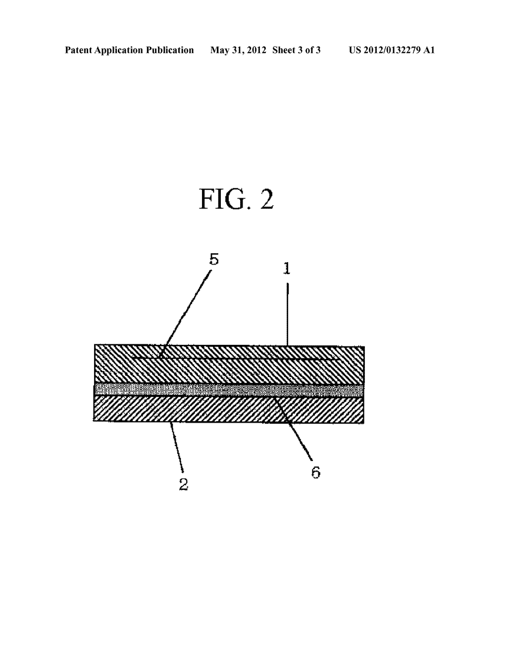 SOLAR CELL MODULE STACKED MEMBER AND METHOD FOR MANUFACTURING - diagram, schematic, and image 04