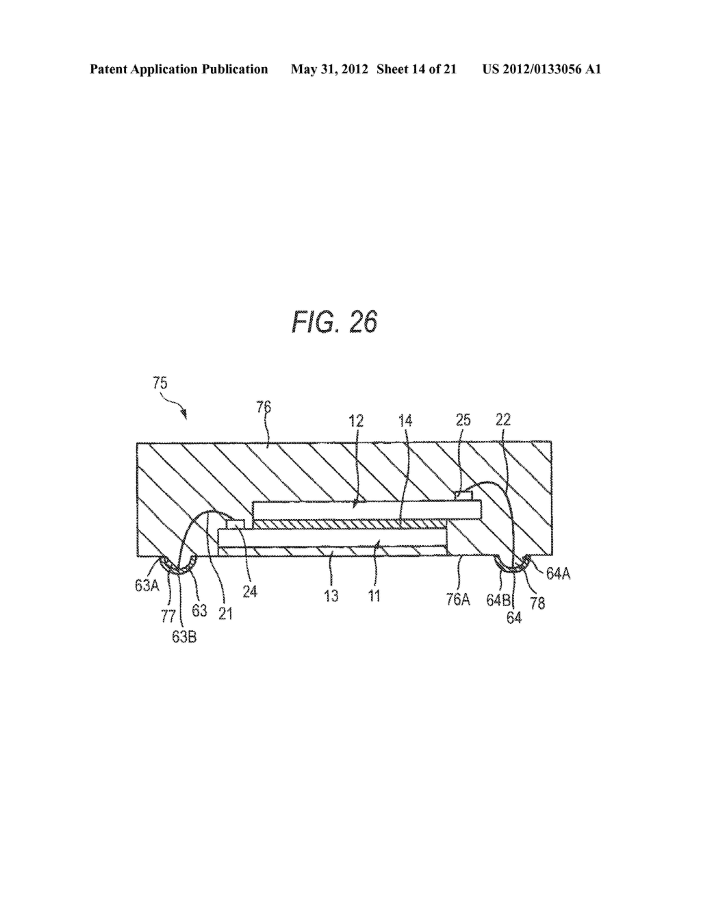 SEMICONDUCTOR DEVICE, ELECTRONIC APPARATUS AND SEMICONDUCTOR DEVICE     FABRICATING METHOD - diagram, schematic, and image 15