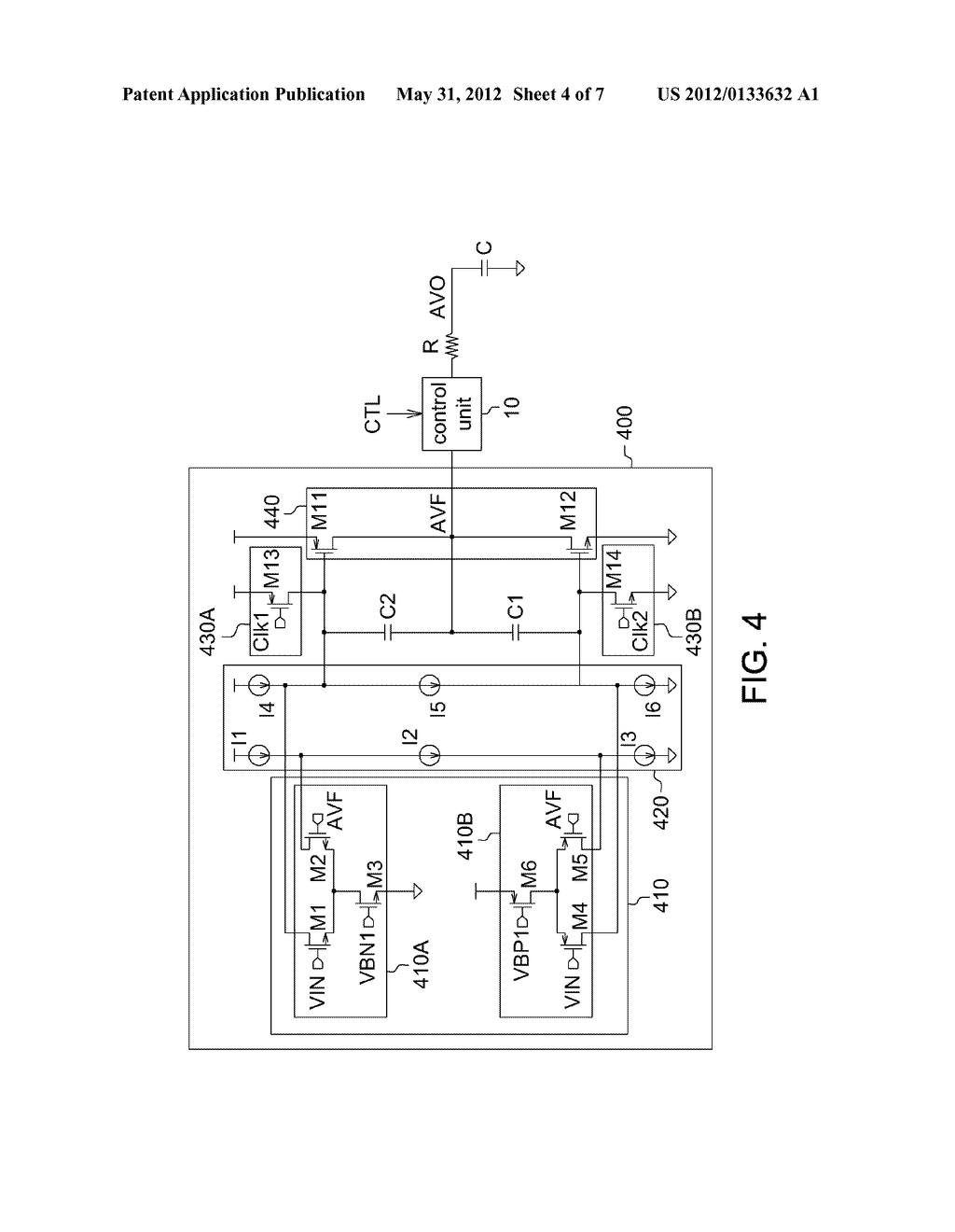 OPERATIONAL AMPLIFIER AND DISPLAY DRIVING CIRCUIT USING THE SAME - diagram, schematic, and image 05