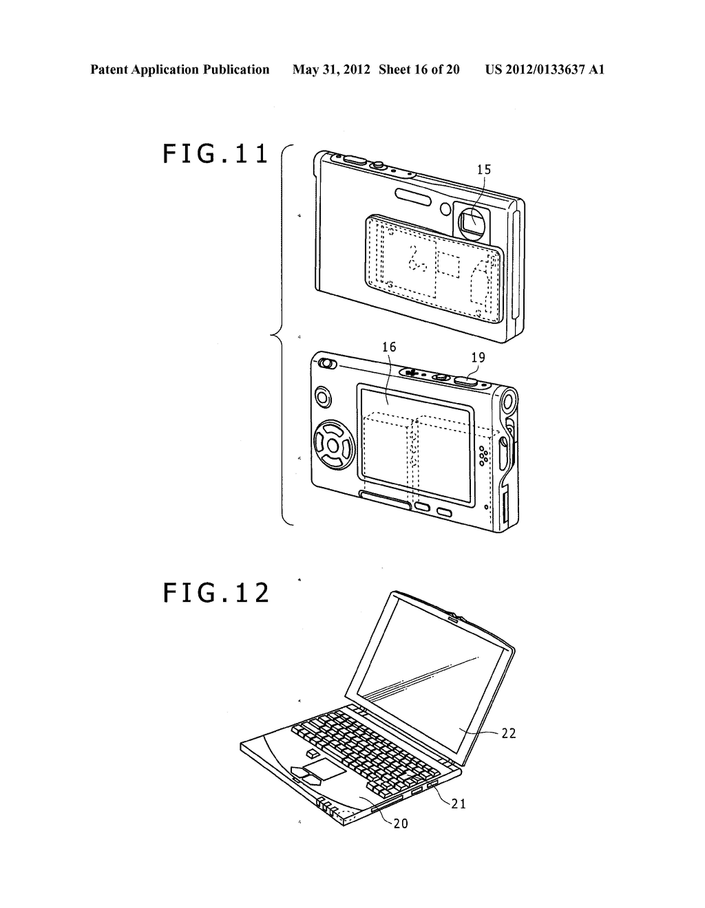 DISPLAY DEVICE AND ELECTRONIC APPARATUS - diagram, schematic, and image 17