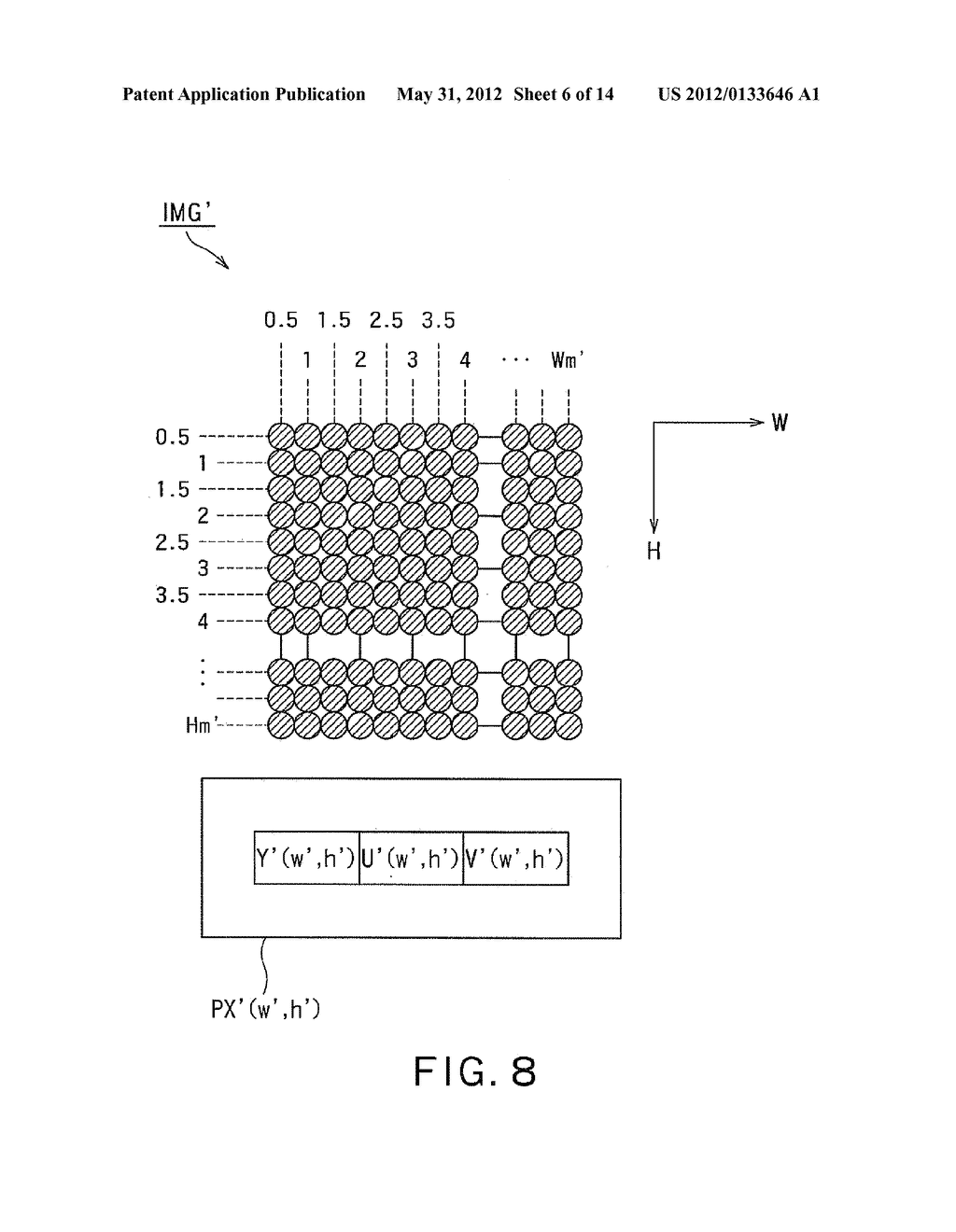 IMAGE PROCESSING APPARATUS, METHOD FOR HAVING COMPUTER PROCESS IMAGE AND     COMPUTER READABLE MEDIUM - diagram, schematic, and image 07
