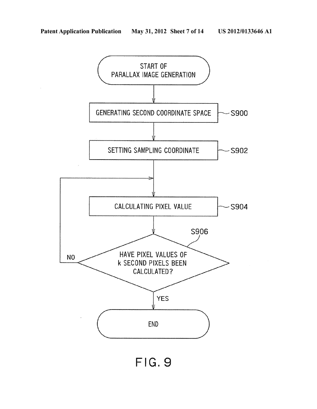 IMAGE PROCESSING APPARATUS, METHOD FOR HAVING COMPUTER PROCESS IMAGE AND     COMPUTER READABLE MEDIUM - diagram, schematic, and image 08