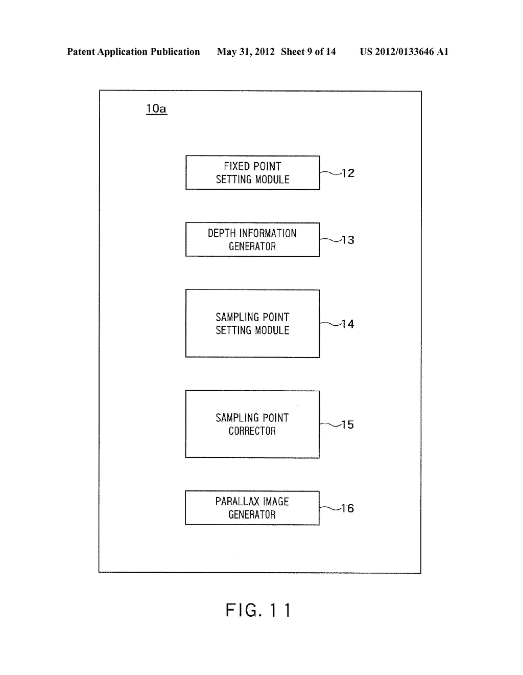 IMAGE PROCESSING APPARATUS, METHOD FOR HAVING COMPUTER PROCESS IMAGE AND     COMPUTER READABLE MEDIUM - diagram, schematic, and image 10