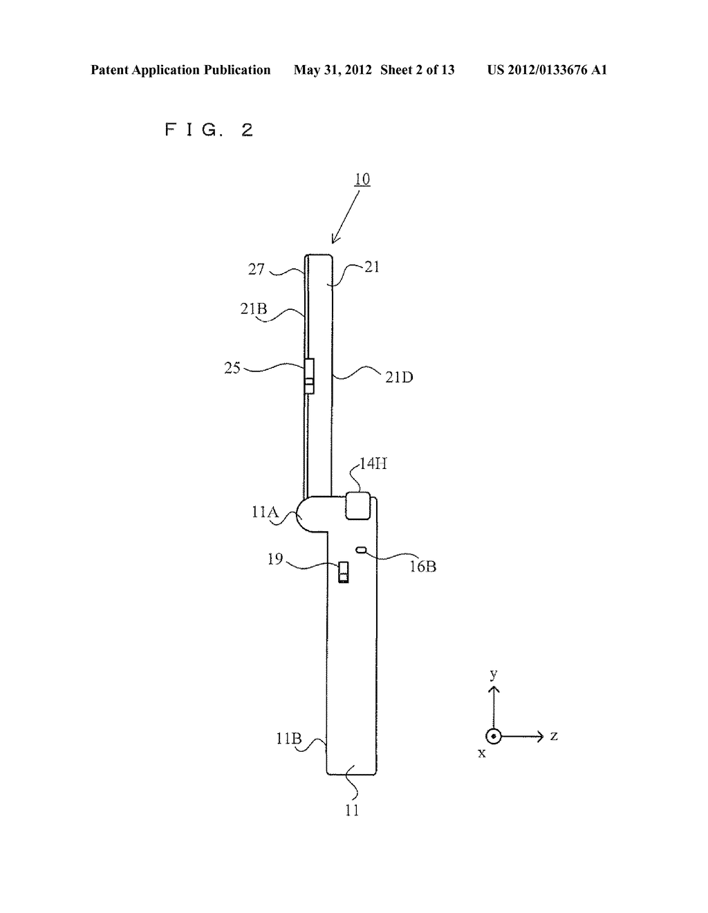 STORAGE MEDIUM HAVING STORED THEREON IMAGE PROCESSING PROGRAM, IMAGE     PROCESSING APPARATUS, IMAGE PROCESSING SYSTEM, AND IMAGE PROCESSING     METHOD - diagram, schematic, and image 03